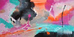Acrylbilder - RaumKunst Heike Dubis - Die offizielle Homepage