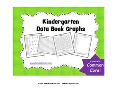With the shift towards Common Core and higher expectations in kindergarten, many of you may hear you want your school to start using data books for...