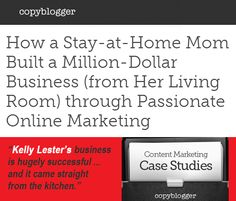 Discover the surprising secrets behind Kelly Lester's runaway success with her product, the EasyLunchboxes system. Inbound Marketing, Content Marketing, Online Marketing, Stay At Home Mom, Word Of Mouth, Success Story, Financial Tips, Business Inspiration, Debt Free