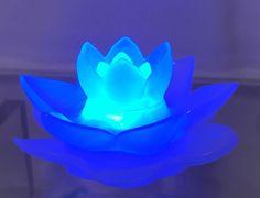 NEW DISNEY PARKS ANIMAL KINGDOM RIVERS OF LIGHT LOTUS FLOWER LED GLOW CUBE