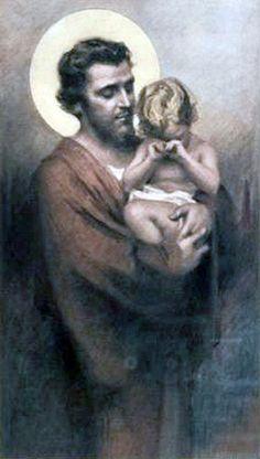 St. Joseph and the Child Jesus