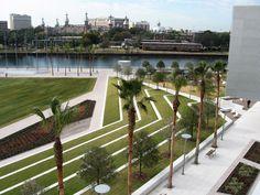 Curtis Hixon Waterfront Park by Thomas Balsley Associates #Architecture #Park…