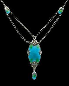 Histoire des bijoux Art Nouveau