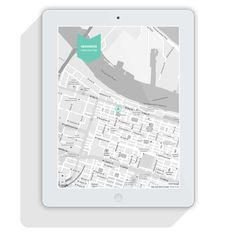 A visitor's guide to Ellis Square in Savannah GA.An interactive and informational magazine created exclusively for the iPad.Unlike the typical printed rack cards offering tourists information about the square, this issue features animations, video, imm… Tablet Ui, Blog Design Inspiration, Rack Card, Beautiful Fonts, Graphic Design Projects, User Interface, Portfolio Design, Ui Design, Pattern Design