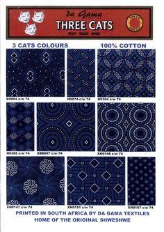 ShweShwe for napkins Textiles, Textile Patterns, Print Patterns, Seshoeshoe Designs, Design Ideas, Traditional Wedding Decor, Sepedi Traditional Dresses, Cat Colors, Colours