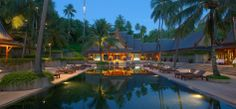 Amanpuri, Thailand... The first of all the Aman properties...Adrian Zeccha's brain child