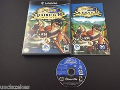 Harry Potter Quidditch World Cup Nintendo GameCube 2003