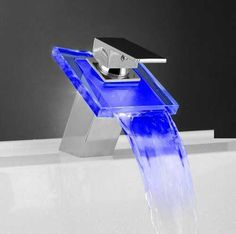 Bathroom faucets are an important element of modern bathroom design, as bathtubs, sinks and toilets. Modern bathroom faucets are innovative and eco friendly products that bring high-tech technology, c