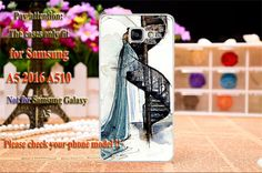 Soft TPU Plastic Painted Phone Cases For Samsung Galaxy A5 (2016) SM-A510F 5.2 inch A5+ A510 A5100 Case Cover Shell A5 2016