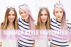 Summer Style Favourites | Hello October X InTheFrow