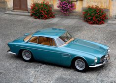 1956 Maserati A6G/54 Berlinetta by Allemano