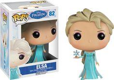Funko POP Vinyl Frozen Elsa - Let it go!