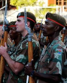 """US- South Africa War Games: The Pentagon's Hidden Agenda is to Make """"Africans fight Africans"""""""