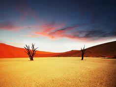 Sossusvlei, Namib Desert, Namibia. BelAfrique your personal travel planner - www.BelAfrique.com