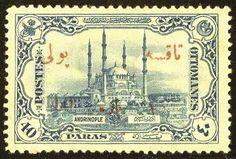 Postal service among the Ottomans