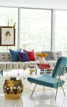 Jonathan Adler Shares the 5 Pieces that instantly elevate your space. After all, it's spring and you need a chic upgrade for your apartment or home...