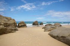 'Redhead Beach Newcastle NSW Australia' by Bernie Stronner Beautiful Places In The World, Beautiful Scenery, Places Around The World, Amazing Places, Beautiful Beaches, Around The Worlds, East Coast Travel, Newcastle Nsw, Scenic Photography