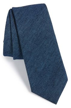 Calibrate Cotton Blend Tie available at #Nordstrom