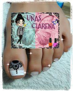 Print Tattoos, Diana, Nail Art, Nails, Instagram, Pink, Pretty Toe Nails, Simple Toe Nails, Simple Elegant Nails