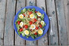 Florida Bound & BLT Chicken Salad with Homemade Dressing