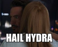 Hail Hydra: Image Gallery | Know Your Meme