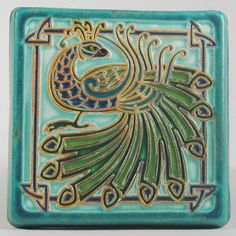Pewabic Pottery in Detroit. Awesome