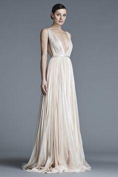 J. Mendel Bridal Spring 2016 - Collection
