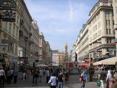 Vienna, Graben