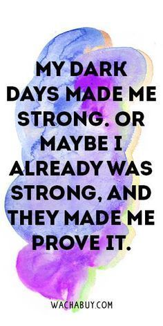 #quote #inspiration / Quotes About Strength To Help You Move Forward