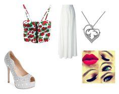 Sin título #128 by resentida on Polyvore featuring moda, Philipp Plein, Lauren Lorraine and Jewel Exclusive