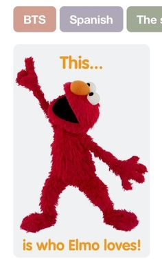 Photo of Sesame Street ✿ for fans of Sesame Street 35144643 Elmo Wallpaper, Reaction Pictures, Funny Pictures, Love You Meme, Sesame Street Party, Jim Henson, Pop Bands, Jimin Jungkook, Street Photo