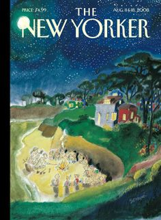 Jean-Jacques Sempé | The New Yorker Covers