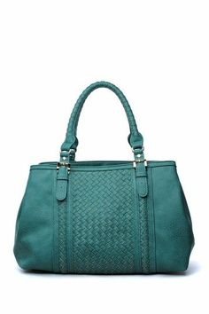 Urban Expressions Piccadilly Woven Shoulder Bag