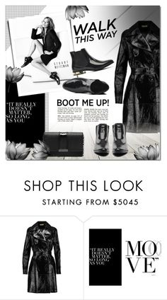 """""""Walk this way"""" by justlovedesign ❤ liked on Polyvore featuring Michael Kors, Stuart Weitzman and chelseaboots"""