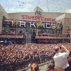 Go Kings Go! Hockey lovers will enjoy visiting the home of the champion LA Kings at the Staples Center at LA Live.