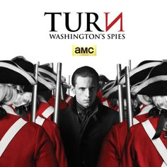 Washington's Spies Turn: (AMC-April 6, 2017-Present) Season 4 Finale - June 17, 2017 - is an American period historical drama TV series created Craig Silverstein.  Stars: Daniel Henshall, Jamie Bell, Seth Numrichn based on Alexander Rose's novel Washington's Spies: The Story of America's First Spy Ring (2007). Follows Long Island farmer, Abe Woodhull, who bands together with a group of childhood friends to form The Culper Ring, an group of spies turn the tide in America's fight for…