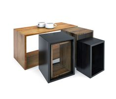 Coffee tables | Tables | Box system | mater. Check it out on Architonic