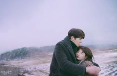 Kim Woo Bin and Suzy in Snowy Melo Scene to Chase Away the Summer Heat in Latest Uncontrollably Fond Stills   A Koala's Playground