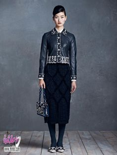 تشكيلة ملابس ستاتية 2013، ازياء وملابس شيك للصبايا،Tory Burch Pre-Fall 2013 Collectio img_1356175021_776.j