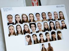 New York Fashion Week: os cliques de bastidores da semana de moda norte-americana
