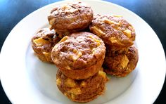 APPLE CINNAMON MUFFINS   Large chunks of apple with the taste of cinnamon are always a perfect pairing. The recipe is paleo, gluten-free and can be modified for the 21 Day Sugar Detox meal plan.