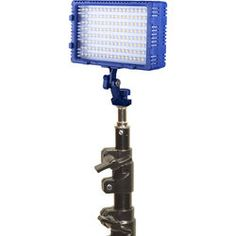 Bescor  LED144 Studio Kit with Stands LED144S B&H Photo Video