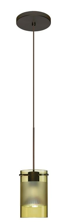 LightingDesignExperts.com | Scope - One Light Cord Pendant with Flat Canopy