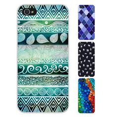 Aztec Case Back Cover Protector  iPhone 5