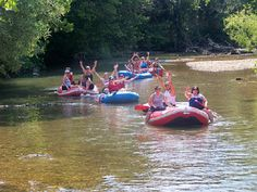 Huzzah Valley, MO floating.  I've done this several times!  My favorite thing in life.