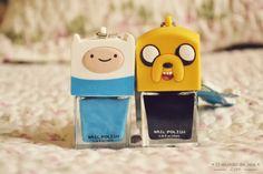 Adventure Time Nailpolish