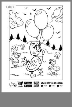 Google Play, Quiver, Color Activities, Augmented Reality, Coloring Pages, Kindergarten, Diy Crafts, Draw, Creative