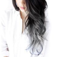 Dark grey ombré                                                                                                                                                                                 More