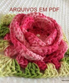 Flor roseta