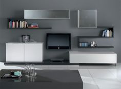 Italian Wall Unit Exential Y28 by Spar - $6,685.00